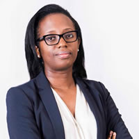 Dr Diane Karusisi , Chief Executive Officer