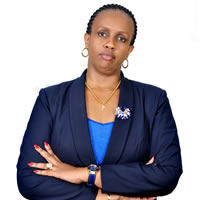 Flora Nsinga, Chief Shared Services Officer